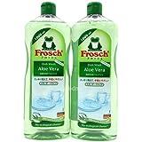 フロッシュ アロエベラ 1000ml×2個(食器用洗剤)ノンアルコール