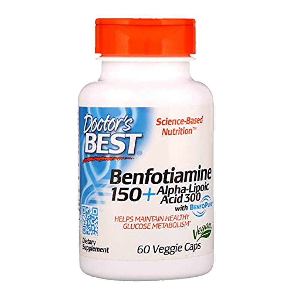 ベスト ベンフォチアミン 150 + アルファリポ酸 300 60粒 海外直送品