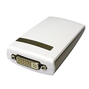 エムアイビー MCT USBディスプレイアダプタ DVI-I端子タイプ UDVI-A8203