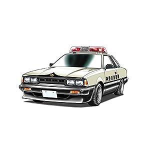 1/24 よろしくメカドックシリーズ No.8 ニッサン シルビアHT RS(S110)高速隊(那智徹) プラモデル