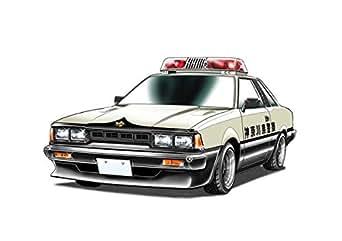 フジミ模型 1/24 よろしくメカドックシリーズ No.8 ニッサン シルビアHT RS(S110)高速隊(那智 徹)プラモデル メカドック8