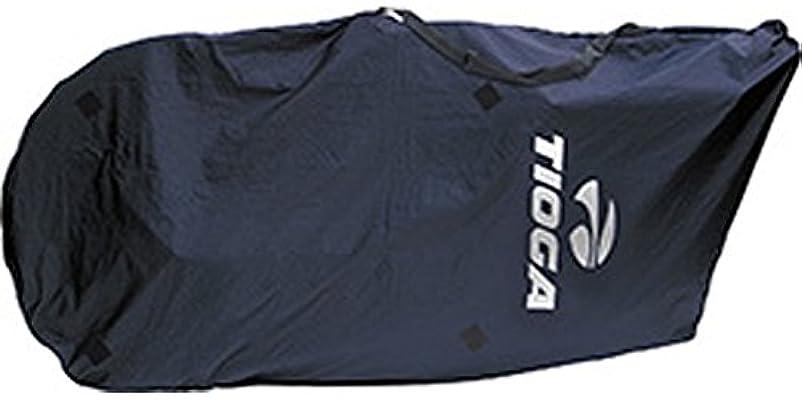 水っぽいなす船尾TIOGA(タイオガ) コクーン プラス (ボトルタイプ) 輪行バッグ ネイビー BAR04001