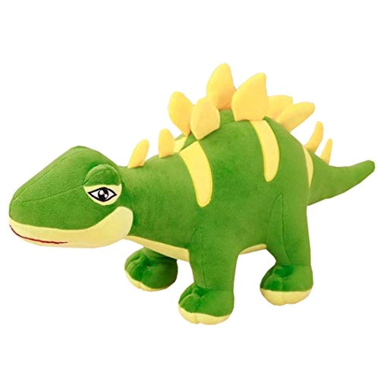 [XINXIKEJI]ぬいぐるみ 可愛い 恐竜 抱き枕 プレゼント 動物 子供 特大 おもちゃ お祝い ふわふわ 縫い包み 大きい お誕生日 人形 男の子 女の子 赤ちゃん 贈り物 彼女 ギフト 萌え グリーン 100CM