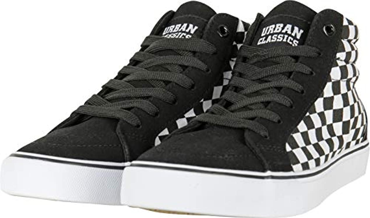 アーバン Classics - Chess High Canvas Sneaker