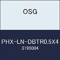 OSG エンドミル PHX-LN-DBTR0.5X4 商品番号 3195004