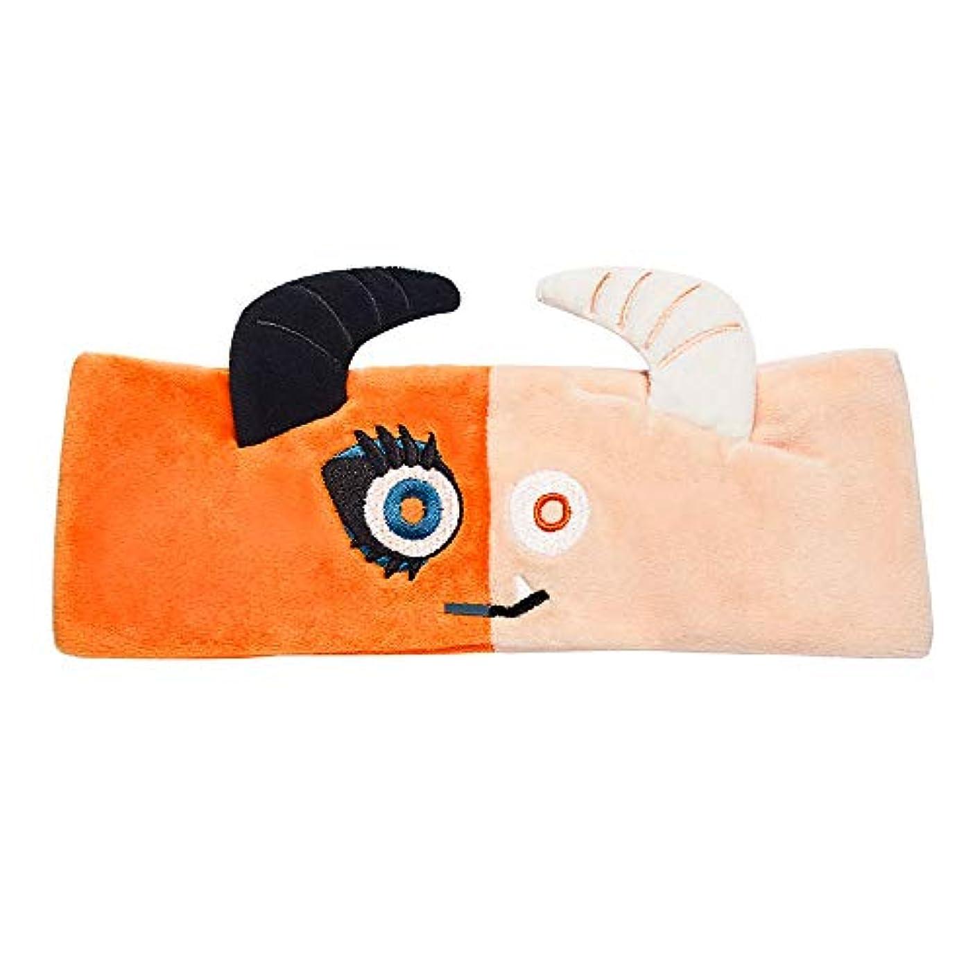 マットレス願う処方エチュードハウス(ETUDE HOUSE) マイビューティーツール モンスターヘアバンド オレンジ