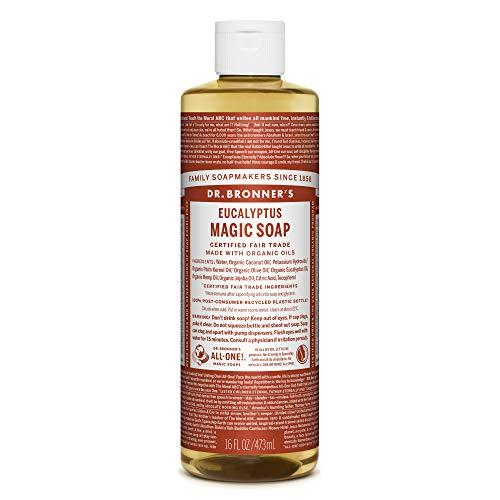 ドクターブロナー マジックソープ(magic soap) ユーカリ 473ml ネイチャーズウェイ