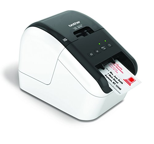 ブラザー工業 BROTHER PC宛名 ラベルプリンター QL-800 並行輸