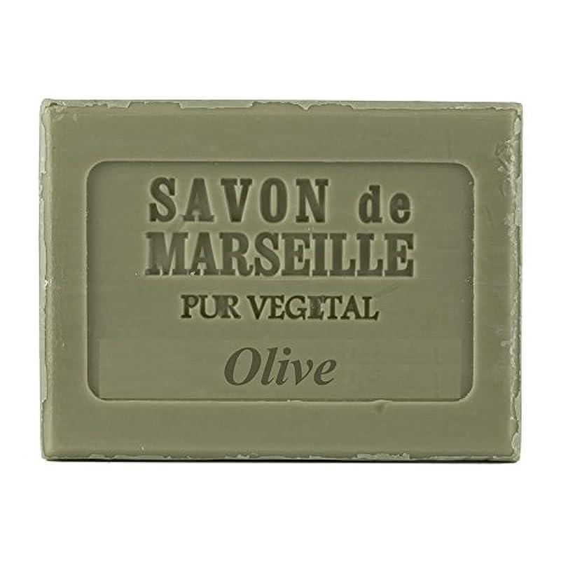 主張救出香水Plantes&Parfums [プランツ&パルファム] マルセイユソープ100g オリーブ