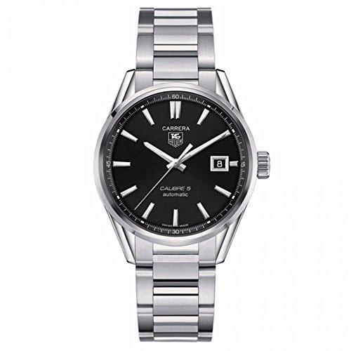 [タグホイヤー] TAG HEUER 腕時計 カレラ キャリバー5 WAR211A.BA0782 メンズ 新品 [並行輸入品]