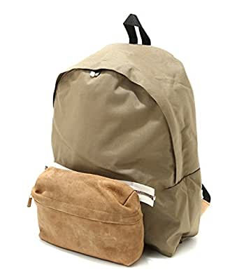 Hender Scheme [エンダースキーマ]/back pack (バックパック デイパック デイバッグ リュック レザー) フリーサイズ ベージュ