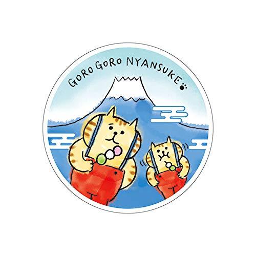 フルプルコスメ FurupuruRcosme フルプル(R)クリーム 本体 ごろごろにゃんすけ 富士山 20g 天然ローズの香りの画像