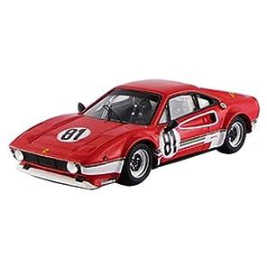 ベストモデル 1/43 フェラーリ 308 GTB LM ベネルクス ゾルダーレース 1976 #81 M. Dantinne 完成品