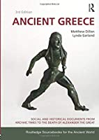 Ancient Greece (Routledge Sourcebooks for the Ancient World)