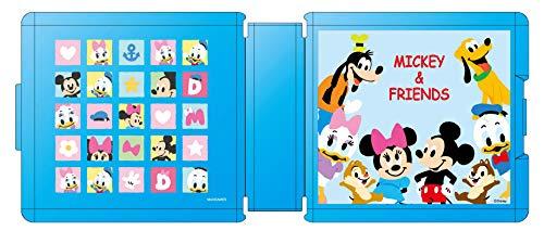 Nintendo Switch専用カードポケット24 ミッキ...