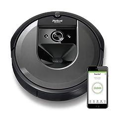 ルンバi7 アイロボット 最新のロボット掃除機 水洗いできるダストボックス wifi対応 スマートマッピング 自動充電・運転再開 吸引力 カーペット 畳 i715060【Alexa対応】