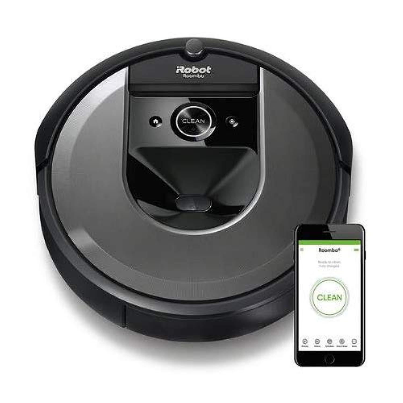 ルンバi7 アイロボット ロボット掃除機 水洗い可 wifi対応 スマートマッピング 自動充電?運転再開 吸引 カーペット 畳 i715060【Alexa対応】