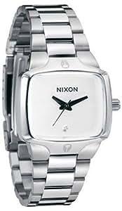 [ニクソン]NIXON SMALL PLAYER: SILVER NA300130-00 レディース 【正規輸入品】