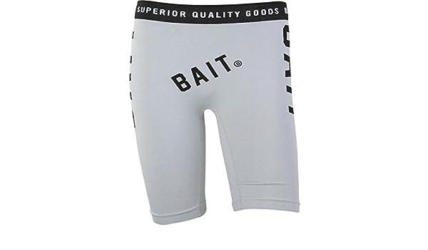 BAIT Men Playmaker Premium Boxer black white