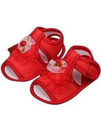 (プタス) Putars 赤ちゃん靴 サンダル 女の子 ファーストシューズ お花柄 新生児 やわらかい 歩行練習 履き心地いい ベビーシューズ 出産お祝いプレゼント ギフト ベビーシューズ