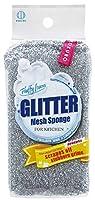GLITTER Mesh Sponge 5207【まとめ買い10個セット】