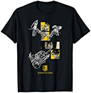 【完結記念】立体機動「リヴァイ・ミカサ・アルミン・エレン」進撃の巨人 Tシャツ