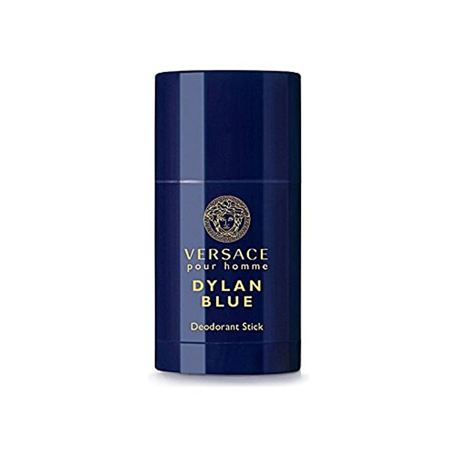 宿題をするだらしない精査Versace Dylan Blue Deodorant Stick 75ml - ヴェルサーチディランブルーデオドラントスティック75ミリリットル [並行輸入品]