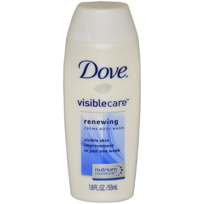 未払い費やすながらVisiblecare Renewing Creme Body Wash Women Body Wash by Dove, 1.8 Ounce by Dove