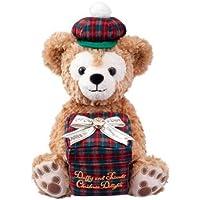 ダッフィー クリスマス ぬいぐるみ ギフトボックス ダッフィーのクリスマス2018 クリスマス ニット帽 ディズニー お土産 【東京ディズニーシー限定】