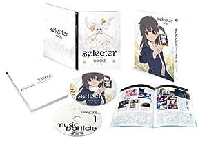 【Amazon.co.jp限定】「selector infected WIXOSS」BOX 1 (オリジナルステッカー付) (ウィクロススターターデッキ付) (初回限定版) [Blu-ray]