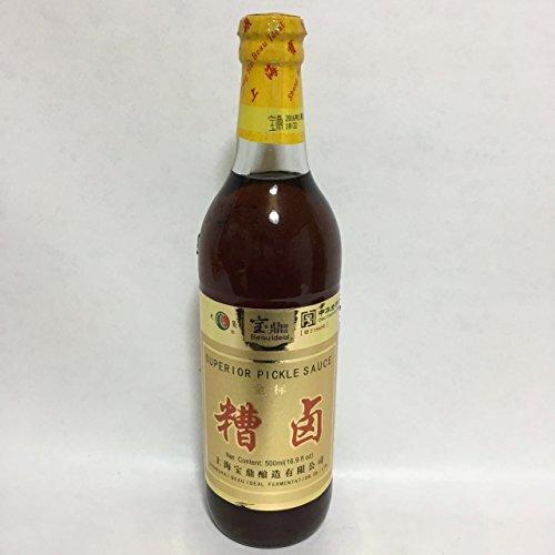 上海糟鹵そうる みりん シャンハイ料理・中華食材調味料 500ml 冷凍食品と同梱不可