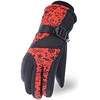 [ファイン?ショップ] スキーグローブ 手袋 男女兼用 グローブ アウトドア 冬用 バイク用 サイクリンググローブ 自転車 防風 防寒 暖か スキー  スノーボード 登山 ハイキング 旅行用 滑り止め 8色