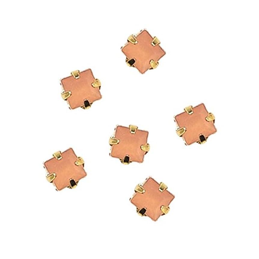 肉放棄するコンプリートBonnail×MINT ONE DROP CS キューブ アプリコット