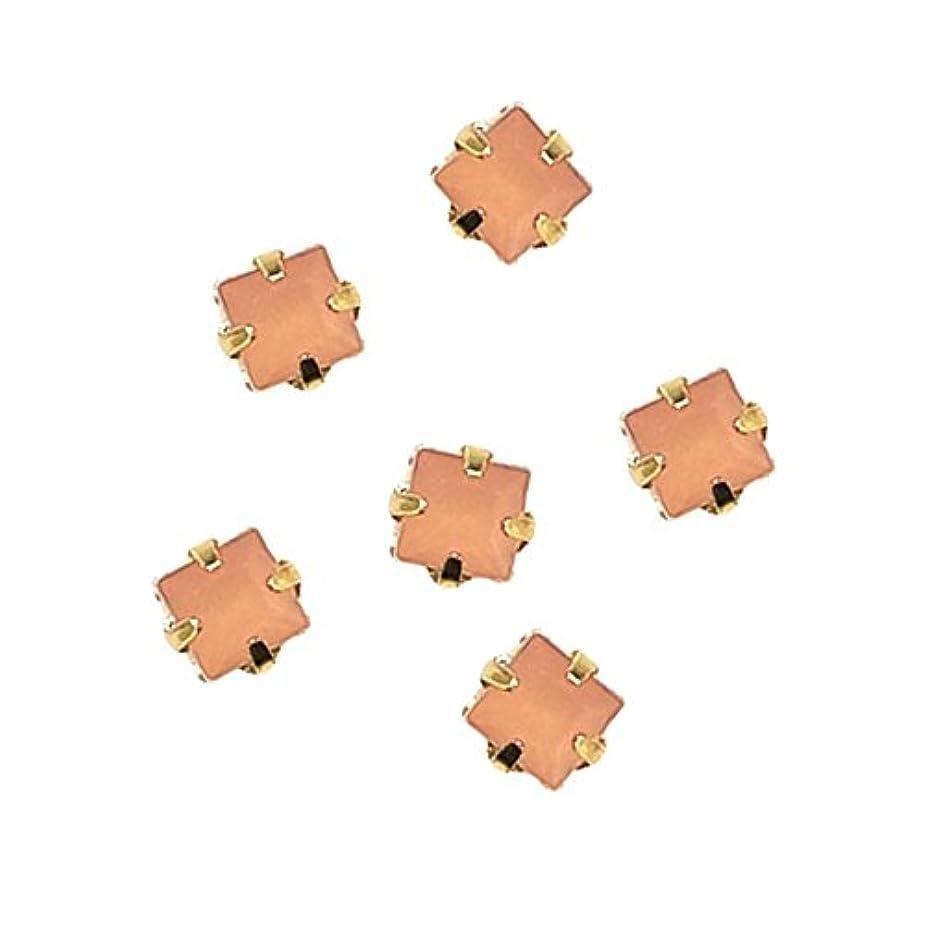 墓地野ウサギスイス人Bonnail×MINT ONE DROP CS キューブ アプリコット