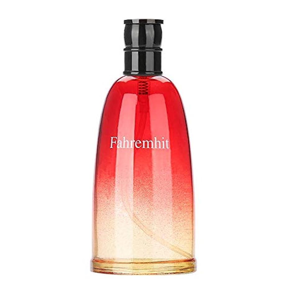 宿不幸きつく男性用香水、100 mlウッドフレグランス、男性用黒紳士スプレーボトル香水、トイレの水