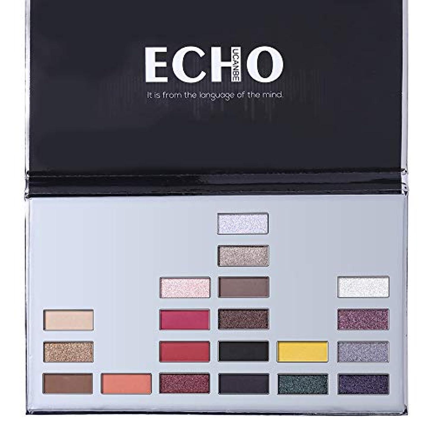 ディスパッチ予算動揺させる20色パールグリッターアイシャドウパウダーパレットマットアイシャドウ化粧品メイク