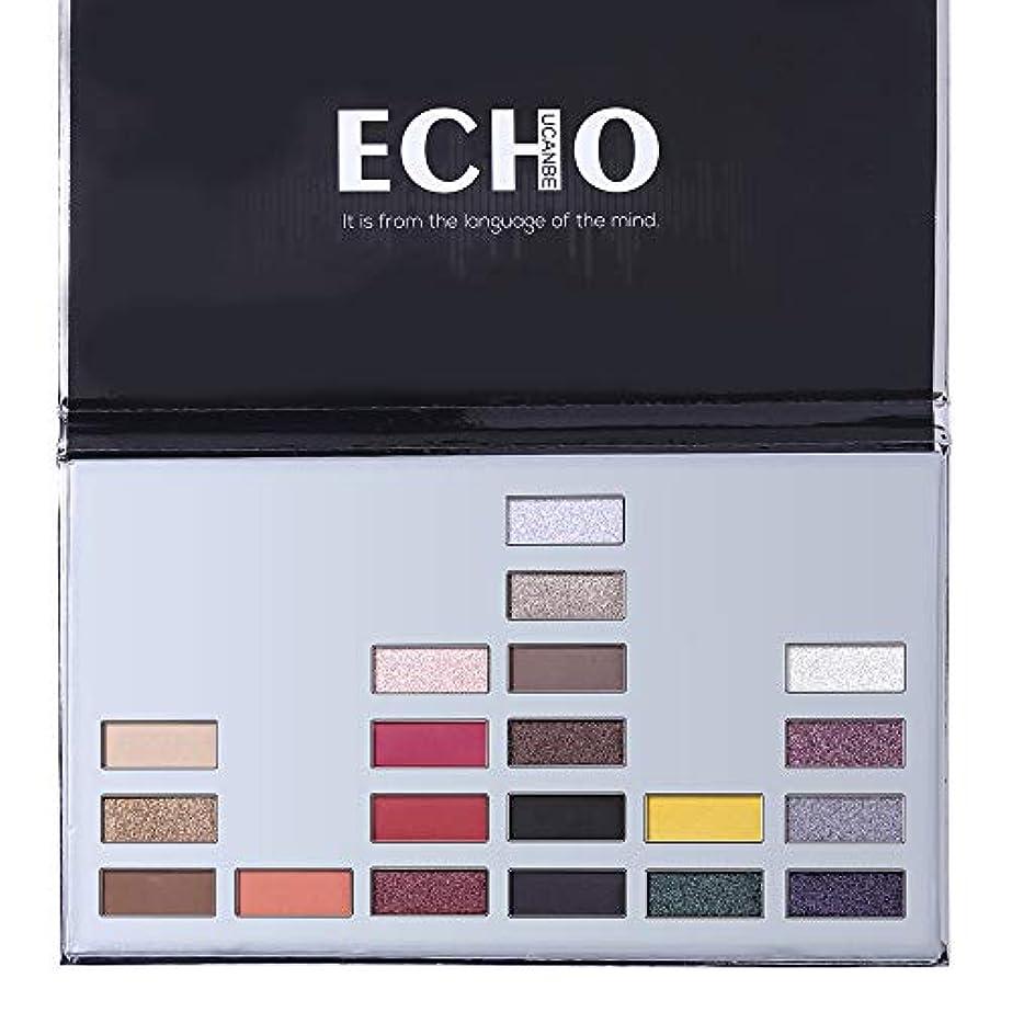 フローティング臭い作り上げる20色パールグリッターアイシャドウパウダーパレットマットアイシャドウ化粧品メイク