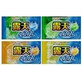 薬用発泡入浴剤 露天クール 4種×3 12個