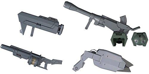 HG 機動戦士ガンダム 鉄血のオルフェンズ MSオプションセット2&CGSモビルワーカー(宇宙用) 1/144スケール プラモデル