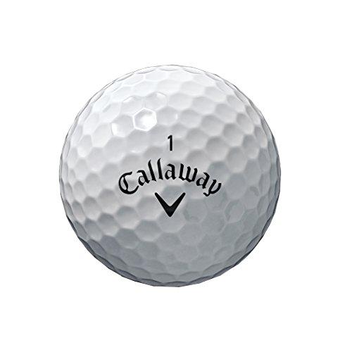 Callaway Supersoft Golf Balls, White