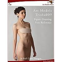 Art Models Trisha009: Figure Drawing Pose Reference (Art Models Poses) (English Edition)