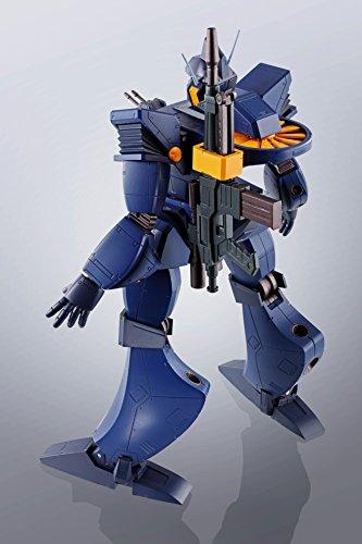 HI-METAL R 戦闘メカ ザブングル ブラッカリィ 約185mm ダイキャスト&ABS&PVC製 塗装済み可動フィギュア