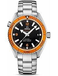 オメガ シーマスター 600 プラネットオーシャン 232.30.42.21.01.002 ブラック文字盤 メンズ 腕時計 新品 [並行輸入品]