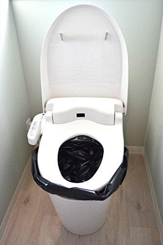 『小久保 緊急簡易トイレ 凝固剤入10回分入 KM-012』の3枚目の画像