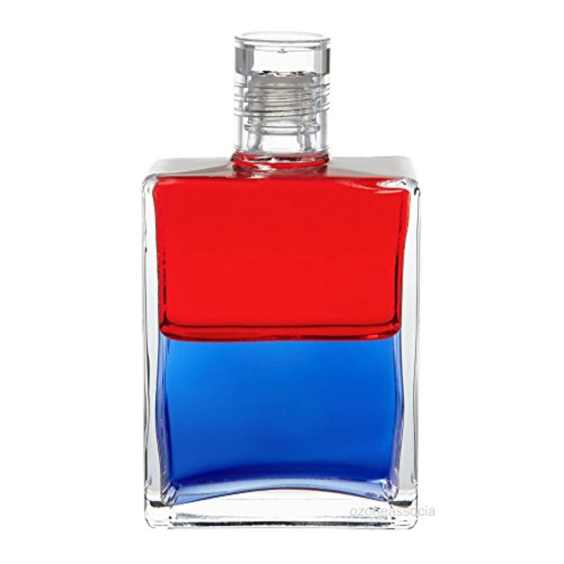 スカーフ近代化するひどいオーラソーマ ボトル 29番  起きて行け (レッド/ブルー) イクイリブリアムボトル50ml Aurasoma