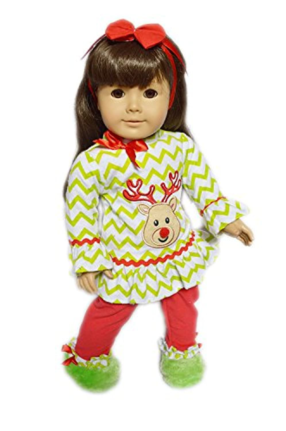 My Brittany's Reindeer Pjs for American Girl Dolls