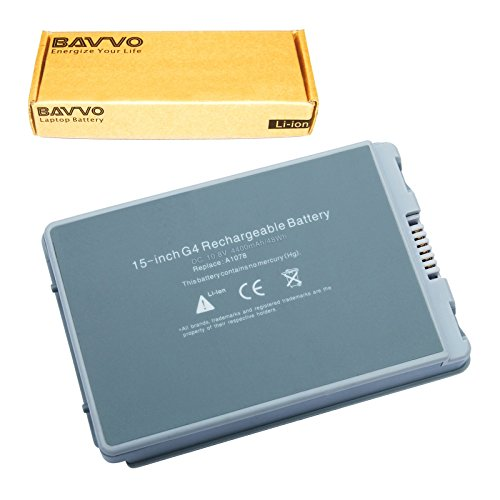Bavvo APPLE PowerBook G4 15