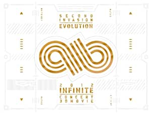 2012 INFINITE CONCERT SECOND INVASION: EVOLUTION(限定盤) [Blu-ray]