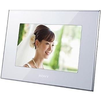 ソニー SONY デジタルフォトフレーム X75 シルバー DPF-X75/S