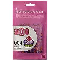 ナノビーズ 004 キャンディ/カップケーキ 80-63003
